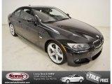2011 Black Sapphire Metallic BMW 3 Series 335i Coupe #85744822