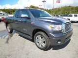 2012 Magnetic Gray Metallic Toyota Tundra Limited Double Cab 4x4 #85744927