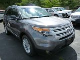 2014 Sterling Gray Ford Explorer XLT 4WD #85744779