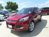 2014 Ruby Red Ford Escape Titanium 2.0L EcoBoost #85744738