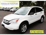 2010 Taffeta White Honda CR-V EX AWD #85744769