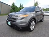 2011 Sterling Grey Metallic Ford Explorer Limited #85744729