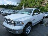 2014 Bright White Ram 1500 Laramie Quad Cab 4x4 #85744849