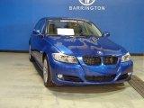2011 Montego Blue Metallic BMW 3 Series 328i xDrive Sedan #85767028