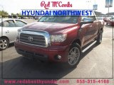 2007 Salsa Red Pearl Toyota Tundra Limited CrewMax #85767080