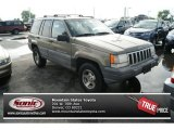 1998 Forest Green Pearlcoat Jeep Grand Cherokee Laredo 4x4 #85767027