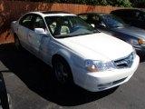 2003 White Diamond Pearl Acura TL 3.2 #85767150