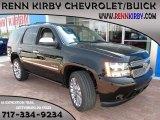 2014 Black Chevrolet Tahoe LTZ 4x4 #85767106
