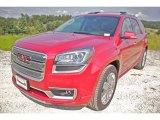 2013 Crystal Red Tintcoat GMC Acadia Denali AWD #85767116
