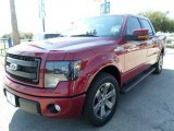 2013 Ruby Red Metallic Ford F150 FX2 SuperCrew #85767056