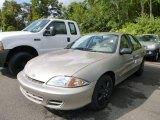 2002 Sandrift Metallic Chevrolet Cavalier LS Sedan #85777590