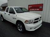 2014 Bright White Ram 1500 Express Quad Cab 4x4 #85777817