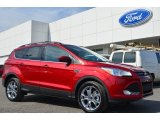2014 Ruby Red Ford Escape SE 1.6L EcoBoost #85777581