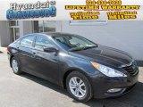 2013 Pacific Blue Pearl Hyundai Sonata GLS #85777469