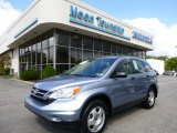 2010 Glacier Blue Metallic Honda CR-V LX AWD #85777604