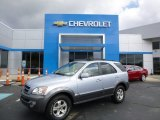 2005 Ice Blue Metallic Kia Sorento EX 4WD #85777597