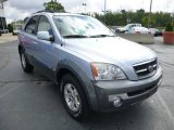 2005 Kia Sorento Ice Blue Metallic