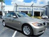 2007 Sonora Metallic BMW 3 Series 328i Sedan #85777500