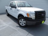 2010 Oxford White Ford F150 XL SuperCab #85777641