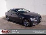 2008 Sparkling Graphite Metallic BMW 3 Series 335i Coupe #85804346