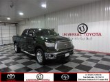 2011 Spruce Green Mica Toyota Tundra Texas Edition Double Cab #85804147