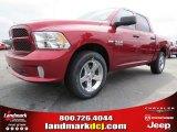 2014 Deep Cherry Red Crystal Pearl Ram 1500 Express Crew Cab #85804232