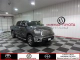 2012 Magnetic Gray Metallic Toyota Tundra Texas Edition CrewMax 4x4 #85804146