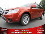 2014 Copper Pearl Dodge Journey SXT #85804230
