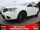 2014 White Dodge Journey SXT #85804226