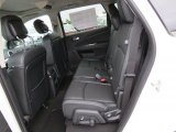 2014 Dodge Journey SXT Rear Seat