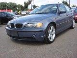 2005 Steel Blue Metallic BMW 3 Series 325i Sedan #85804709