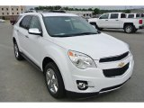 Chevrolet Equinox Colors