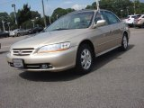 2002 Naples Gold Metallic Honda Accord EX Sedan #85804707