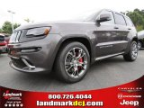 2014 Granite Crystal Metallic Jeep Grand Cherokee SRT 4x4 #85804212