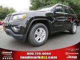 2014 Brilliant Black Crystal Pearl Jeep Grand Cherokee Laredo #85804211