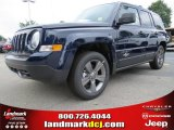 2014 True Blue Pearl Jeep Patriot Freedom Edition #85804210