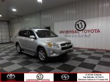 2011 Classic Silver Metallic Toyota RAV4 Limited #85804133