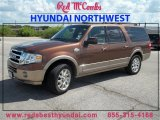 2011 Golden Bronze Metallic Ford Expedition EL King Ranch #85804132