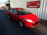 2012 Race Red Ford Focus SEL 5-Door #85804692