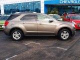 2010 Mocha Steel Metallic Chevrolet Equinox LTZ #85804123
