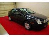 2008 Black Ebony Ford Fusion S #85804193