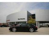 2008 Black Porsche 911 Carrera 4S Coupe #854870