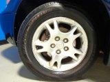Dodge Grand Caravan 2003 Wheels and Tires