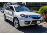 2010 White Diamond Pearl Acura RDX SH-AWD #85804185