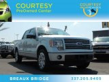2010 Ingot Silver Metallic Ford F150 Platinum SuperCrew #85804592