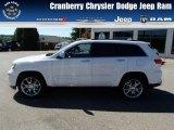 2014 Bright White Jeep Grand Cherokee Summit 4x4 #85804176