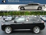 2013 Obsidian Black Lexus RX 350 AWD #85804286