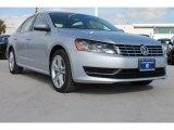 2014 Reflex Silver Metallic Volkswagen Passat TDI SE #85804581