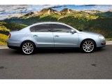 2006 Volkswagen Passat Arctic Blue Silver