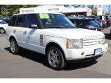 2005 Chawton White Land Rover Range Rover HSE #85804267